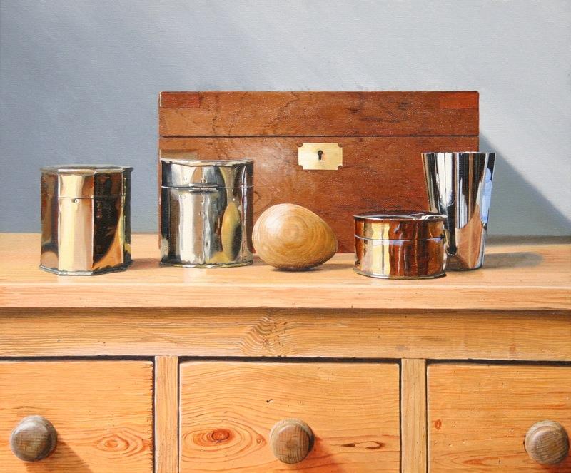 Silver, Brass & Wood