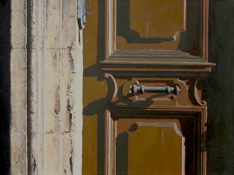 Porte de Gourdon by Richard Harby