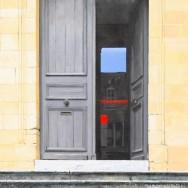 Palais de Justice Gourdon by Richard Harby